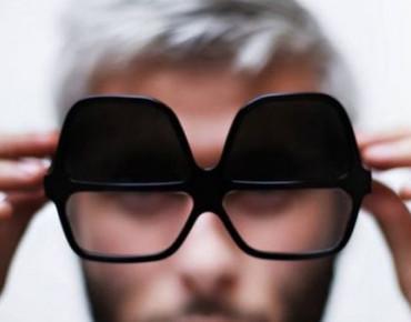 """Фото:""""Солнцезащитные очки «4OCCHI» двойного назначения"""""""