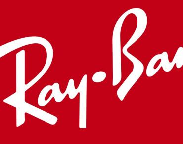 """Фото:""""Оригинальный шрифт логотипа Ray-Ban"""""""