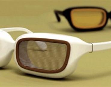 """Фото:""""«Reed Screen Sunglasses» от корейца Sang Jang Lee"""""""