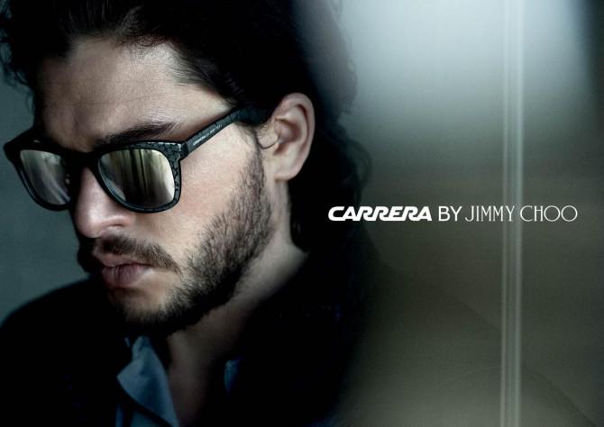 """Фото:""""Солнцезащитные очки Carrera совместно с Jimmy Choo для мужчин"""""""