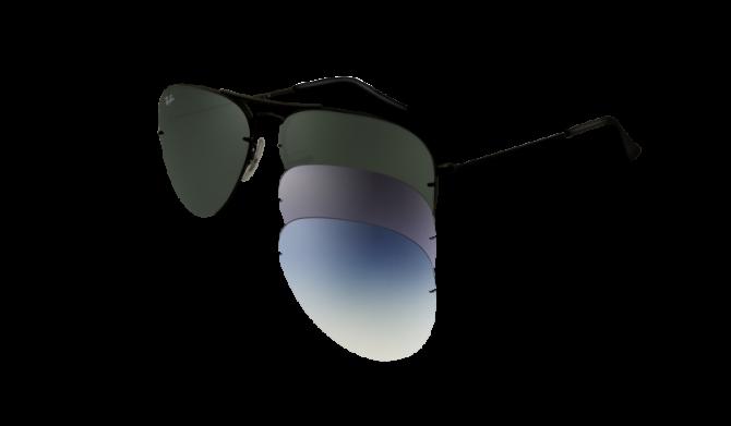 "Фото:""Коллекцию очков Flip Out Sunglasses от Ray-Ban"""