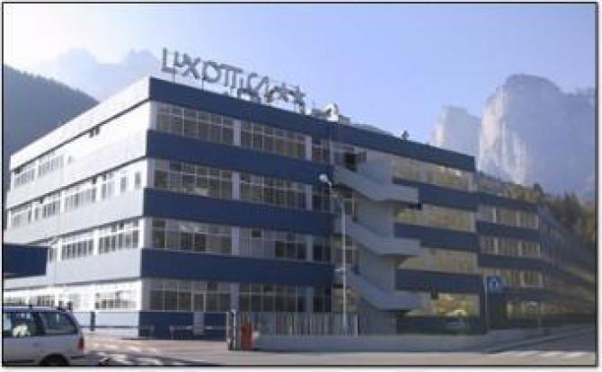 "Фото:""Концерн Luxottica Group"""