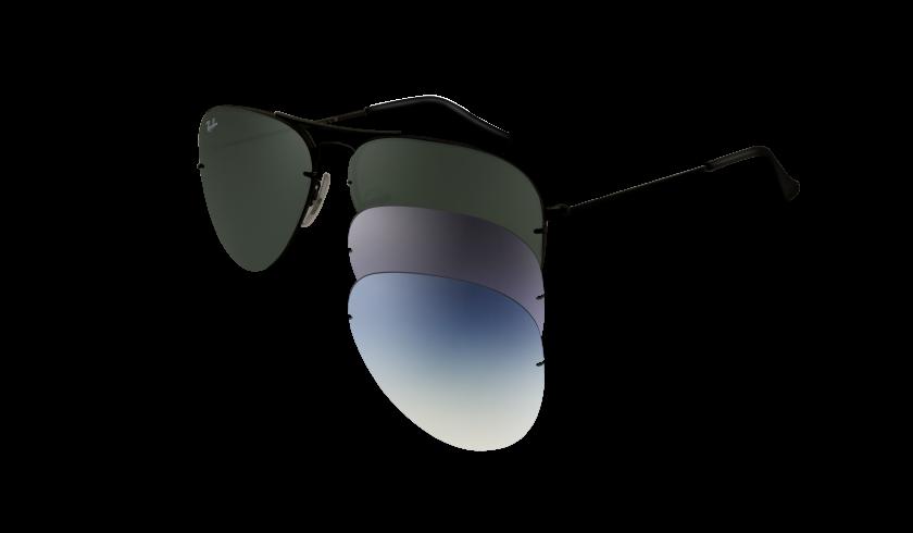1a80f065793b Коллекцию очков Flip Out Sunglasses от Ray-Ban