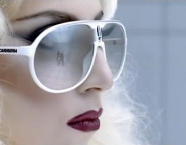 "Фото:""Carrera и Леди Гага"""