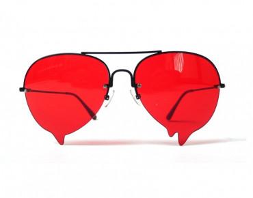 """Фото:""""Удивительные очки Dripping Sunglasses"""""""