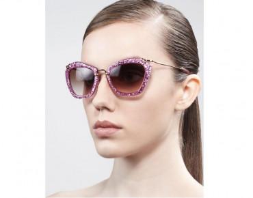 """Фото:""""Солнцезащитные очки Miu Miu затмевают солнце"""""""