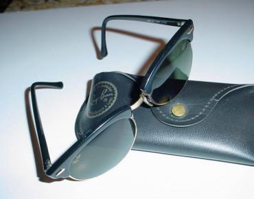 "Фото:""Ray-Ban Clubmaster солнцезащитные очки с историей"""