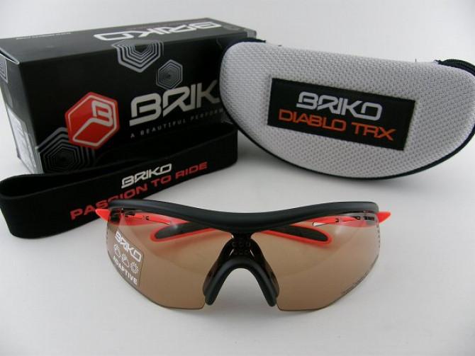"""Фото:""""Спортивные солнцезащитные очки «BRIKO DIABLO TRX DUO»"""""""