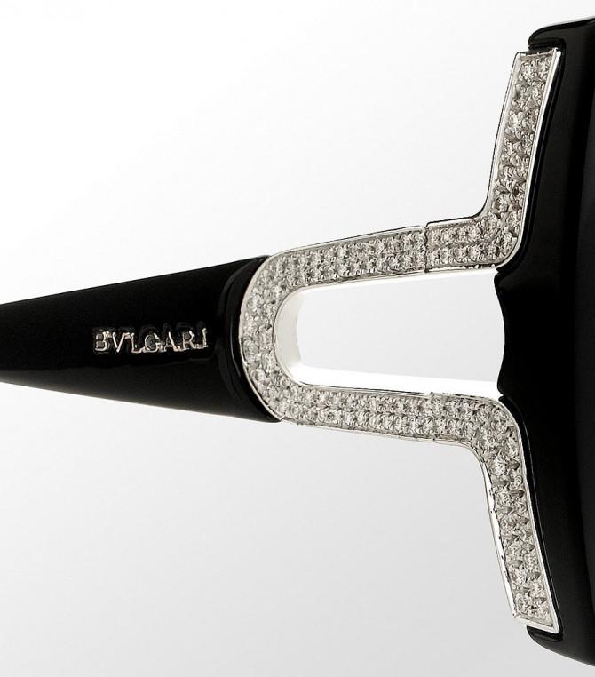 "Фото:""Солнцезащитные очки Bvlgari за 31 000 $"""