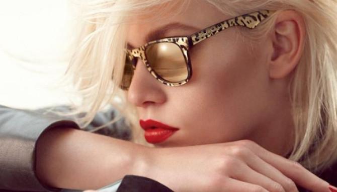 "Фото:""Солнцезащитные очки Carrera совместно с Jimmy Choo для женщин"""