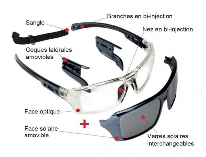 """Фото:""""Удобные солнцезащитные очки для спорта"""""""