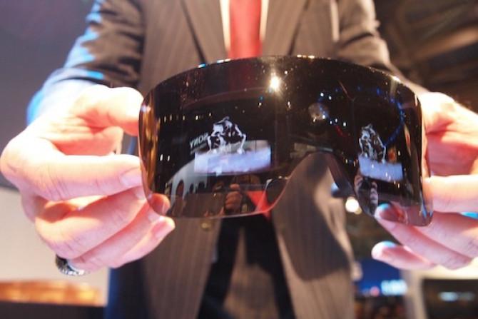 "Фото:""Polaroid GL20 Camera Glasses солнечные очки от знаменитой Lady Gaga"""