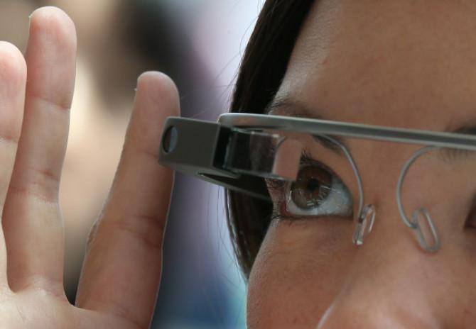 """Фото:""""Очки Google Glass становятся умнее"""""""