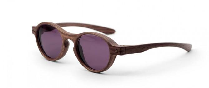 """Фото:""""На 100% деревянные, солнцезащитные очки Herrlicht"""""""