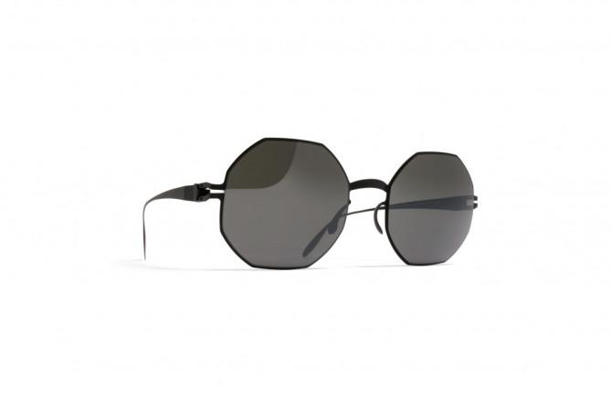 """Фото:""""Солнцезащитные очки Mykita Ursula — восьмигранное очарование"""""""