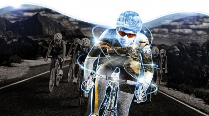 """Фото:""""Технология линз «NXT» для спортивных солнцезащитных очков"""""""
