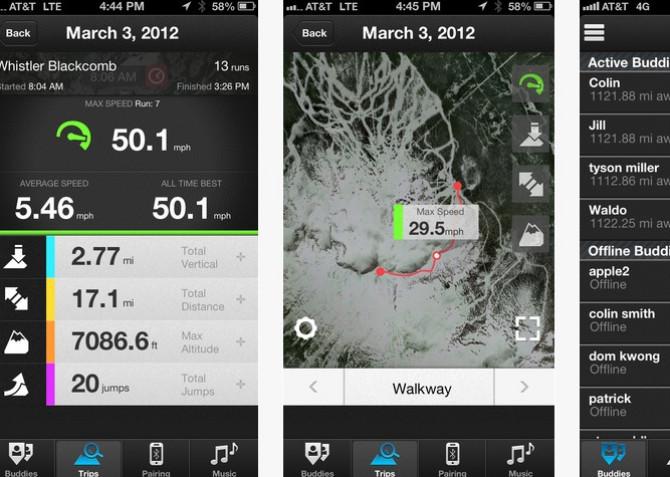 "Фото:""Очки для экстрималов Oakley Airwave и iPhone 5"""