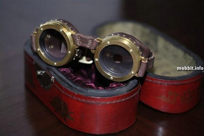 """Фото:""""Удивительные очки в стиле стимпанк"""""""