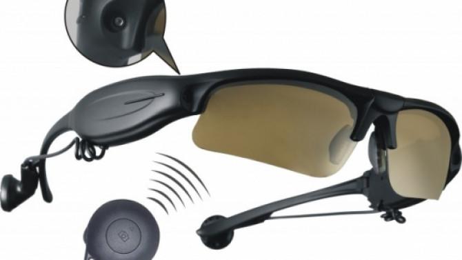 """Фото:""""Солнцезащитные очки как швейцарский армейский нож"""""""