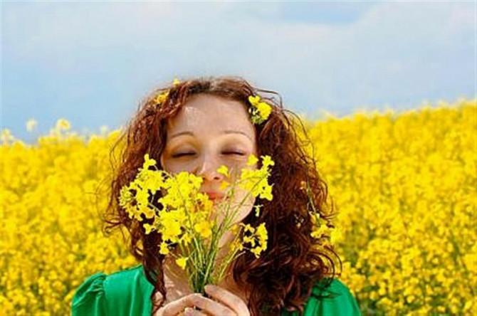 """Фото:""""Солнцезащитные очки против аллергии"""""""