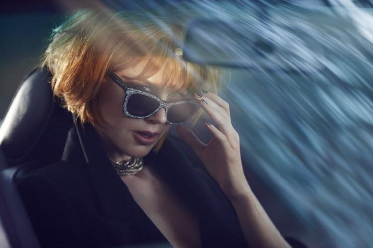 """Фото:""""Николь Кидман и солнцезащитные очки Jimmy Choo"""""""