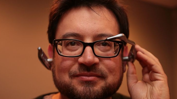Telepathy One от Telepathy Inc аналог очков Google Glass